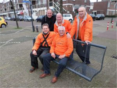 Team Moordrecht in Huizen dec. 2015